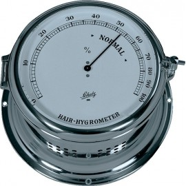 Royal 180 Haar-Hygrometer,chroom