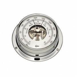 Barigo 1710CR Ship's Barometer, Chrome
