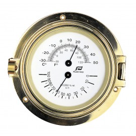 Plastimo Thermo/hygrometer 4.5 inch 31231