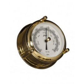 Schatz Mini Ocean Barometer Messing ø107mm