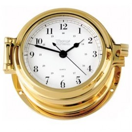 Cutter Quartz Clock