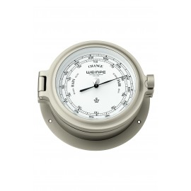Cup brass  nickel plated Barometer